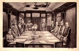 Militaria > ARMISTICE   /LOT 624 - Guerre 1914-18