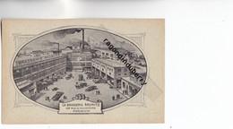 CPA - 75 - PARIS (15ème) - BRASSERIE MORITZ BIERE (non Alcoolisée) CARTE PUBLICITAIRE 189, Av De Vaugirard - CARTE RARE - Industrie