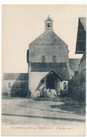 CHANCEAUX  SUR CHOISILLE - L'Eglise - Francia