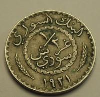 1921 - Syrie - Syria - 1/2 PIASTRE - KM 68 - Syrie