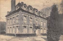 SAINT MARTIN DE BOSCHERVILLE  - Château Du Val St Léonard - Restaurant - Pension De Famille - Saint-Martin-de-Boscherville