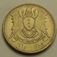 1965 - Syrie - Syria - 1385 - 10 PIASTRES - KM 95 - Syrie