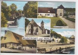 27 MONTFORT Sur RISLE Multivue - France