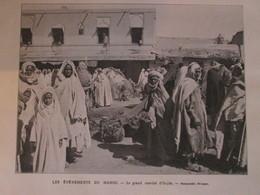 1907  10 Photos Maroc Oujda Oudja - Documentos Antiguos