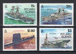 PITCAIRN ISLANDS -  1993 Modern Royal Navy Vessels   M623 - Pitcairn Islands