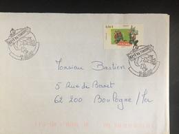 Fête Du Timbre 2009 Vendome - Poststempel (Briefe)