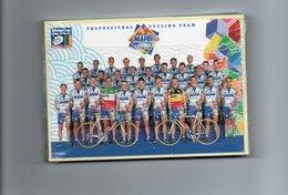 CYCLISME TOUR  DE  FRANCE  SERIE COMPLETE PAQUET NON OUVERT MAPEI 1999 - Radsport