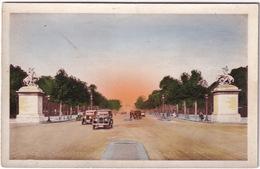 Paris: PEUGEOT TYPE 184, OLDTIMER VOITURES - Champs-Elysées Avenue - PKW