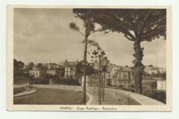 NAPOLI - CAPO POSILLIPO - PANORAMA VIAGGIATA FP - Napoli (Naples)
