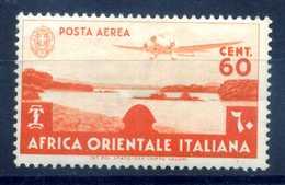 1938 AOI N.A3 * - Afrique Orientale Italienne