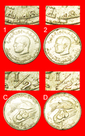 # RECENTLY PUBLISHED: TUNISIA ★ 1/2 DINAR 1983! BOTH VARIETIES! LOW START ★ NO RESERVE! - Tunisie