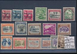 WESTERN SAMOA YVERT 118/129 + 136/140 LH - Samoa