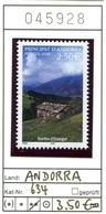 Andorre Francaise - Andorra - Michel 634 - ** Mnh Neuf Postfris - French Andorra