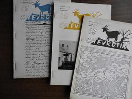 Le Chevrotin. Revue D'Histoire Et D'actualités De Sivry - Geschichte