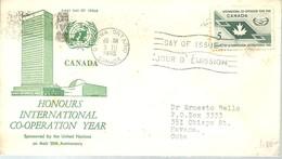 FDC 1965   OTTAWA - 1961-1970