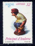 ANDORRE ESP. - 245** - NOËL - Spanisch Andorra
