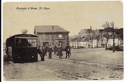 Saint Leger Tram Environs D'Arlon Edit Tempels Funk Willems Arlon - Saint-Léger