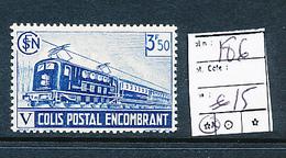 FRANCE CF YVERT 186 MNH - Mint/Hinged