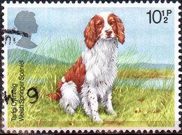 GREAT BRITAIN 1979 Dogs: 10½p Welsh Springer Spaniel - 1952-.... (Elizabeth II)