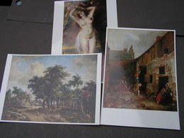 Gemäldegalerie Berlin  Nr. Rubens.. Usw. - Museen