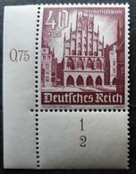 DR Mi. 759 Mit Formnummer FN2, Postfrisch (731) - Ungebraucht