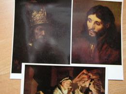 Gemäldegalerie Berlin  Nr. 811 , 828 Rubens.. Usw. - Museen