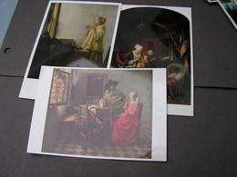 Gemäldegalerie Berlin  Nr. 912,  269 Vewemeer Usw. - Museen