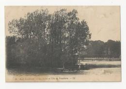 77 BAS SAMOIS - La Seine Et L'ile De Vauthère - Cpa Seine Et Marne - France