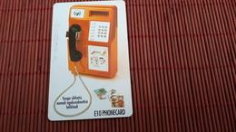 Nice Chip E 10 Phonecard Swaziland Used Rare - Swaziland