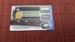 Phonecard Botswana Used Rare - Botswana