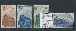 FRANCE CF YVERT 221B/224 MNH - Colis Postaux