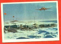 USSR 1959. Polar Station. New. - 1946-....: Era Moderna