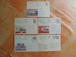 Lot De 5 Entiers Postaux Publibel  (R6) - Publibels
