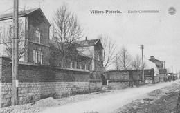 Villers-Poterie.  Ecole Communale.-----scan--- - Autres