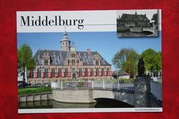 Steden Verleden T/m Heden Middelburg (1) Mooi Nederland POSTFRIS / MNH / ** NEDERLAND / NIEDERLANDE - Postal Stationery