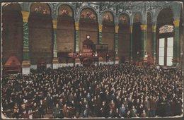 Board Of Trade, Chicago, Illinois, 1910 - VO Hammon Postcard - Chicago