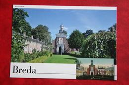 Steden Verleden T/m Heden Breda (2) Mooi Nederland POSTFRIS / MNH / ** NEDERLAND / NIEDERLANDE - Postal Stationery