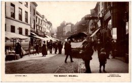 The Market WALSALL - Scotland