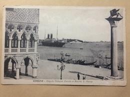 VENEZIA - Angolo Palazzo Ducale E Bacino S. Marco - Venezia (Venice)