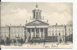 Bruxelles  Place Royale - Squares