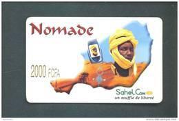 NIGER  -  Remote Phonecard As Scan - Niger