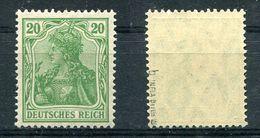 Deutsches Reich Michel-Nr. 143b Postfrisch - Geprüft - Unused Stamps