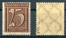 Deutsches Reich Michel-Nr. 180 Postfrisch - Geprüft - Deutschland