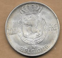 100 Francs Argent 1950 FR - 1945-1951: Régence
