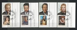 Australia 2009 Famous Actors S.A. Pairs From Booklet  Y.T. 3013/3020 (0) - 2000-09 Elizabeth II