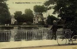 95 ENGHIEN LES BAINS LE LAC DU NORD / A 320 - Enghien Les Bains