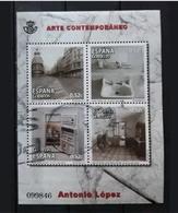 ESPAÑA 2013. H.B. ARTE CONTEMPORÁNEO. USADO - USED. - 1931-Hoy: 2ª República - ... Juan Carlos I