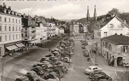 CPA ALLEMAGNE / BADEN BADEN / AUGUSTAPLATZ / ANIMEE - Baden-Baden
