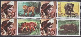 India - My Stamp New Issue 12-02-2011 (Yvert 2379-2382) - India