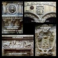 Azerbaïjan 2018 Mih. 1391/96 (Bl.208/11) Decorative Elements Of Baku Architecture MNH ** - Azerbaïjan